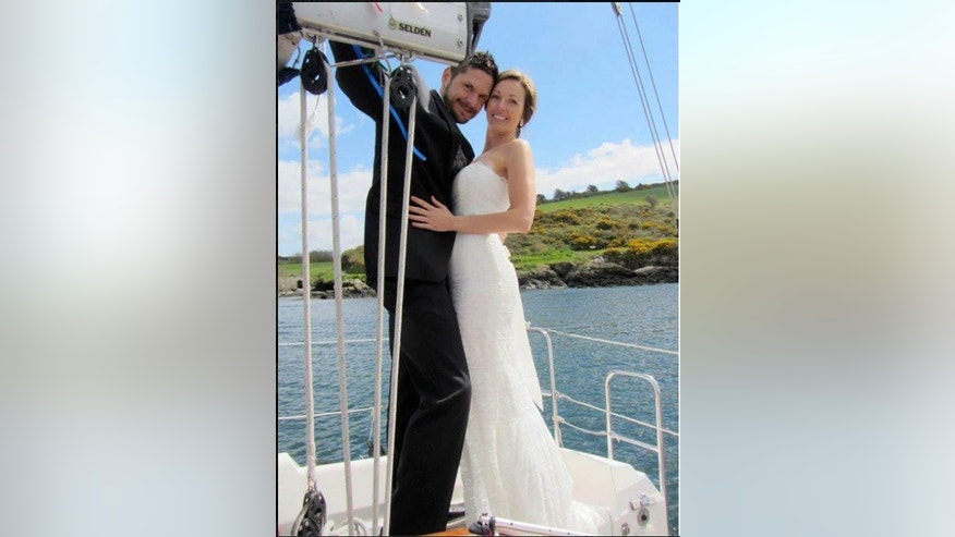 You can even plan a mystery tour for your own wedding, like this couple did to Ireland.