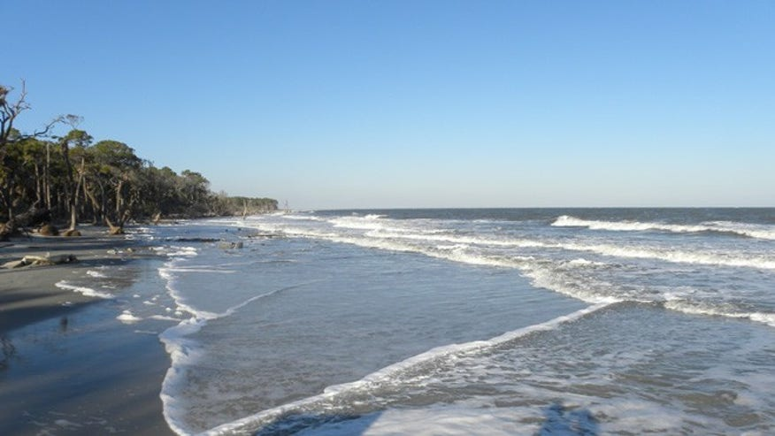 Hunting Island State Park, Beaufort, South Carolina