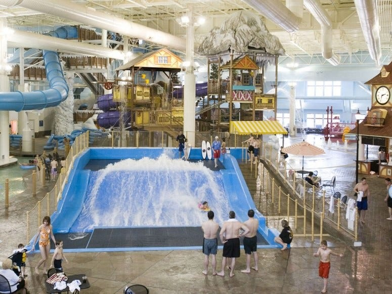 The World S Coolest Indoor Water Parks Fox News