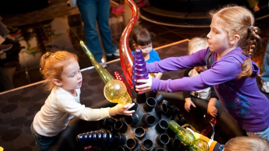 Explore the world's largest kids' museum.