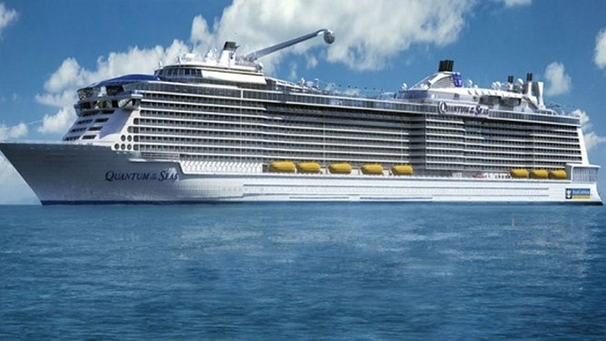Royal Caribbean's Quantum of the Seas is changing the way cruisers eat by ditching complementary main dining rooms and introducing new restaurants where passengers can pick a cuisine of their choice.