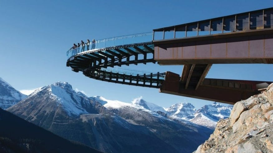 Glacier Skywalk