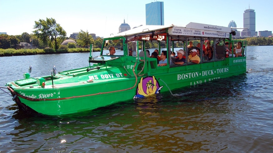 Boston duck tours.