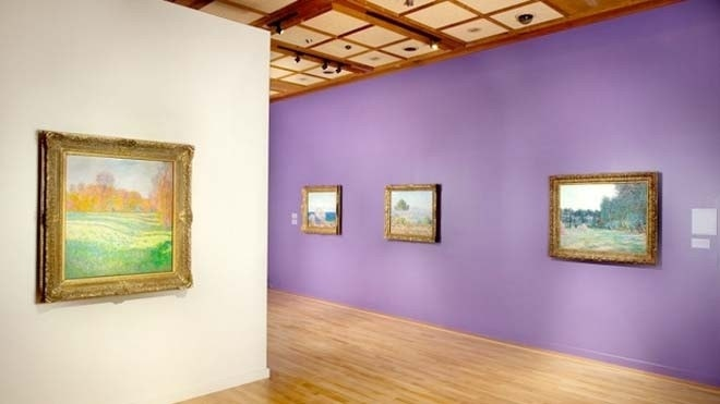Beyond the glitz: Las Vegas draws in tourists with its growing art scene