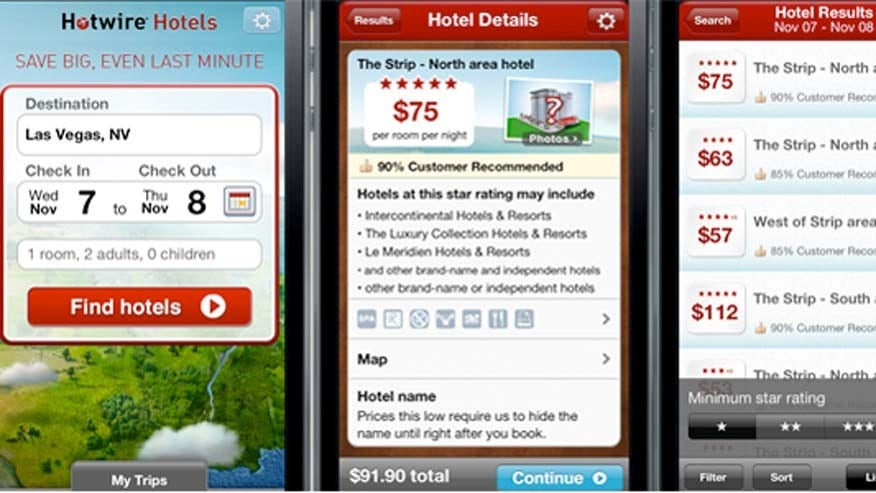 Hotel Room Bookings from Your Fingertips