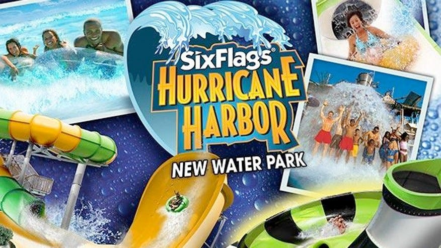 Hurricane Harbor, Atlanta, Ga.