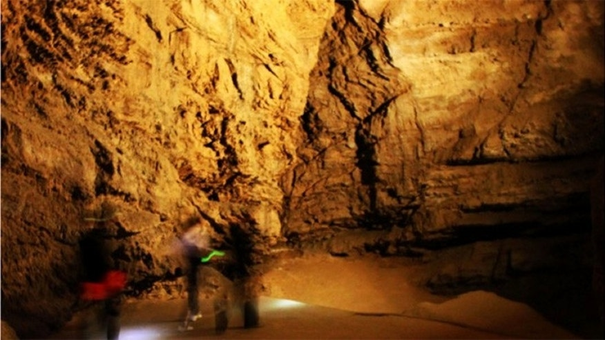 Ryongmun Caves are lauded for their stalactites and stalagmites, but  flashlights are recommended because the electricity inside the caves fails at times.