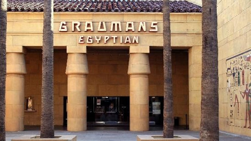 American Cinematheque at The Egyptian