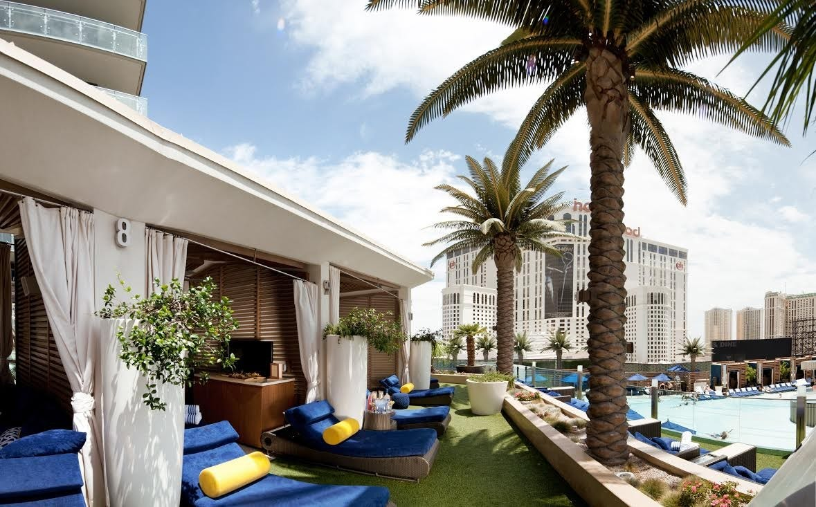 The Top 11 Adult Only Pools In Las Vegas Fox News
