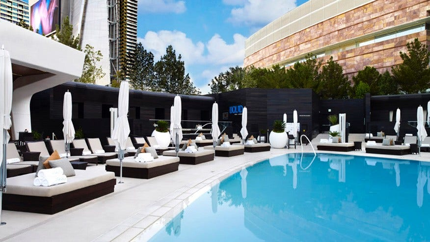 the top 11 adult only pools in las vegas fox news. Black Bedroom Furniture Sets. Home Design Ideas