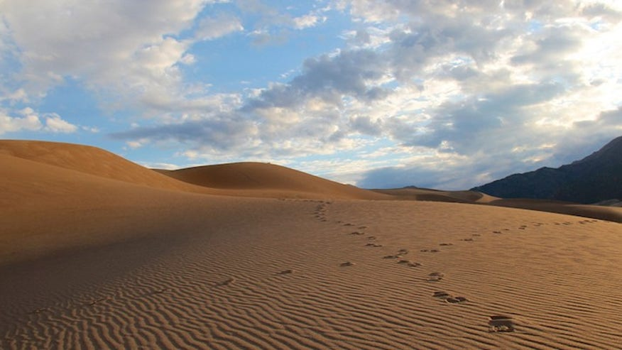 Great Sand Dunes National Park & Preserve, CO