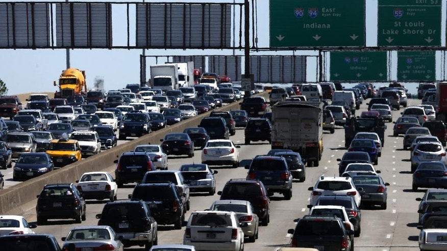 Auto club AAA said it expects a total of 36.1 million people to travel 50 miles or more this Memorial Day Weekend.