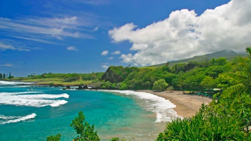 Hamoa Beach, Maui, Hawaii