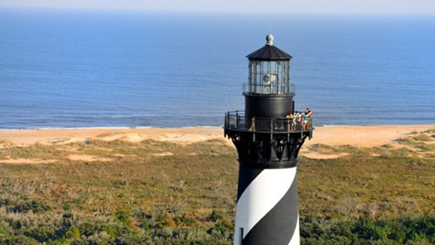 Cape Hatteras, Outer Banks, North Carolina