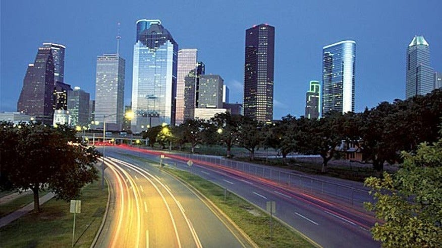 Houston – $34.16/day