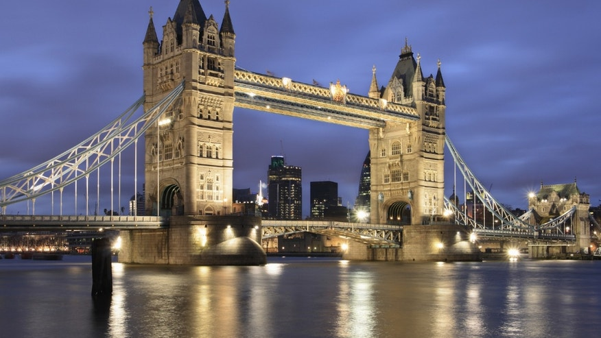 London is a popular tourist destination for U.S. travelers.