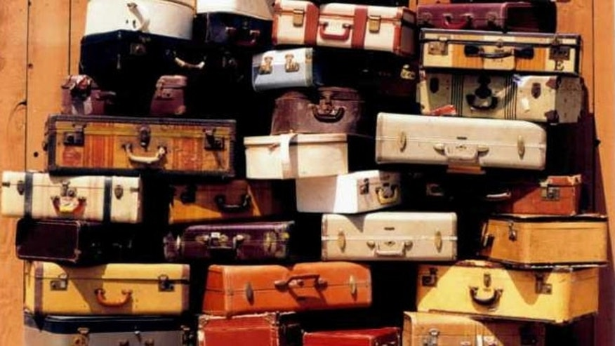 From the double-locking suitcases of the 1950s to the four-wheeled spinners of today, luggage provides a fascinating look at the history of human movement behind it.