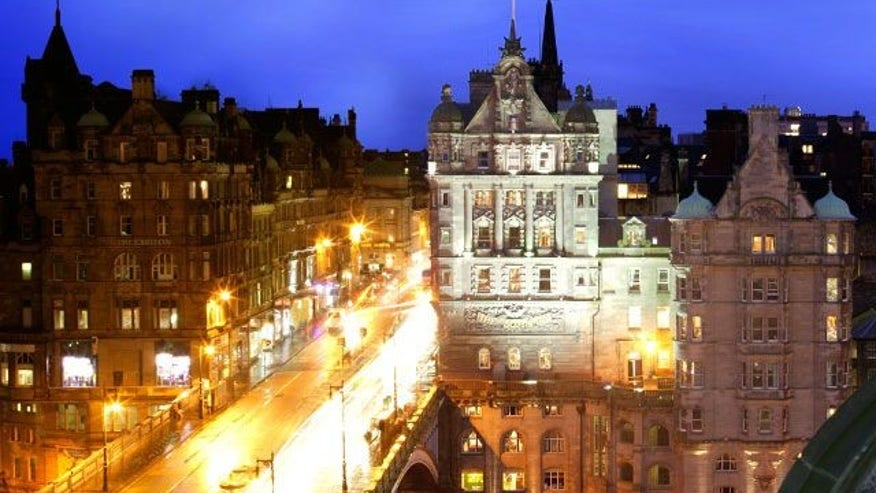 The Scotsman Hotel (Edinburgh, Scotland)