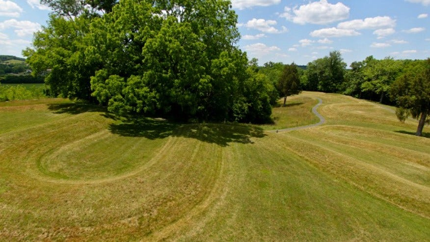 Serpent Mound— Ohio