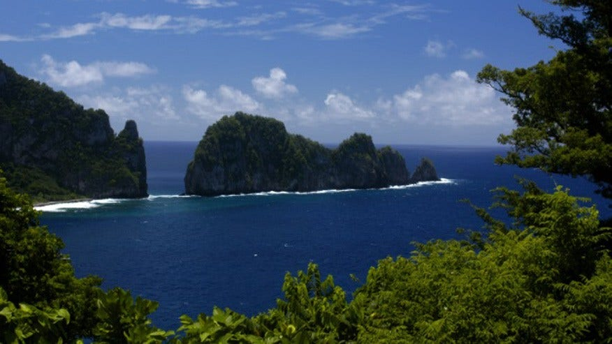 The Fagatele Bay National Marine Sanctuary— American Samoa