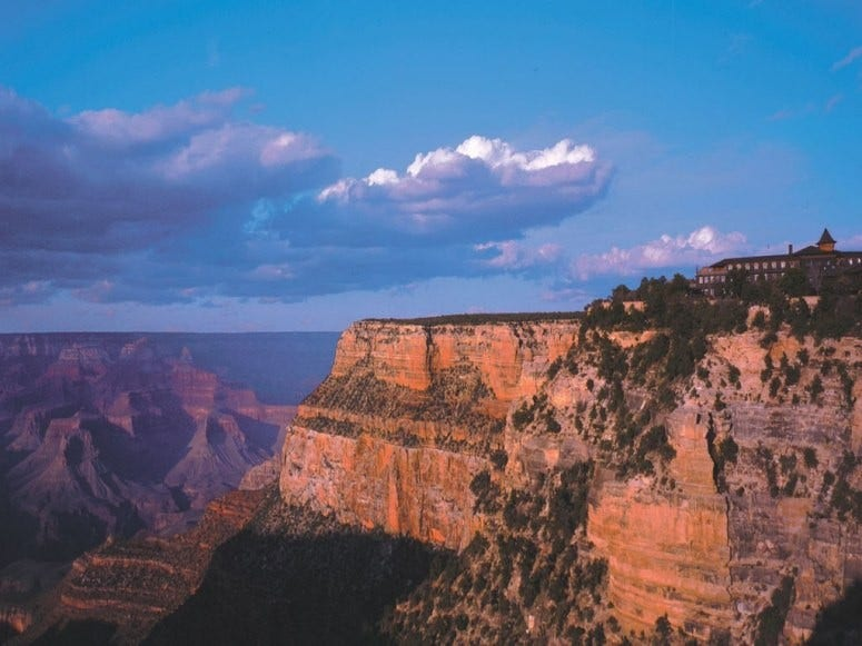 Amazing Hotels In US National Parks