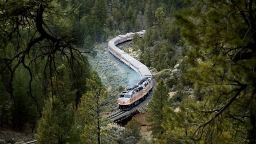 The Grand Canyon Railway is more than just a train ride.