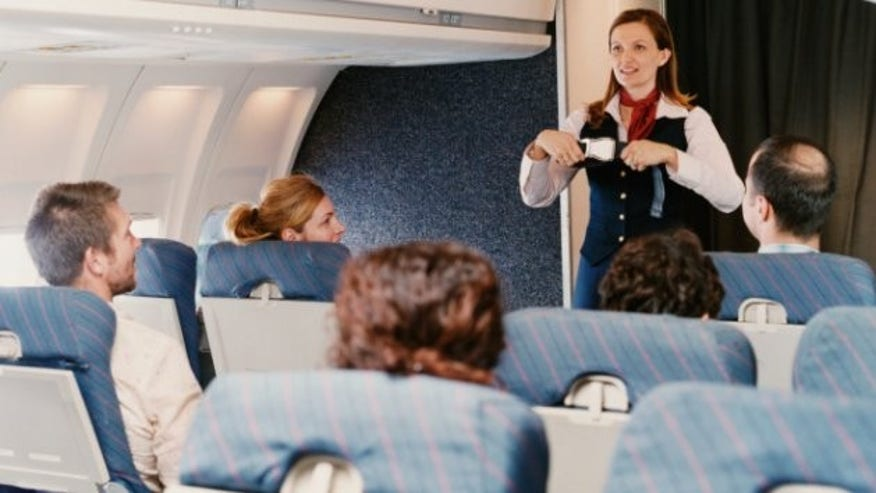 Better training for flight attendants