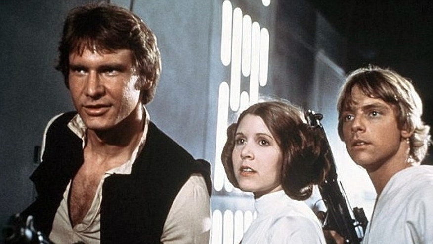 The original 'Star Wars' trilogy was a box office blockbuster.