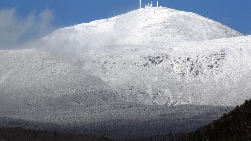 Extreme Mount Washington sits on the top of the Northeast's highest peak, in New Hampshire.