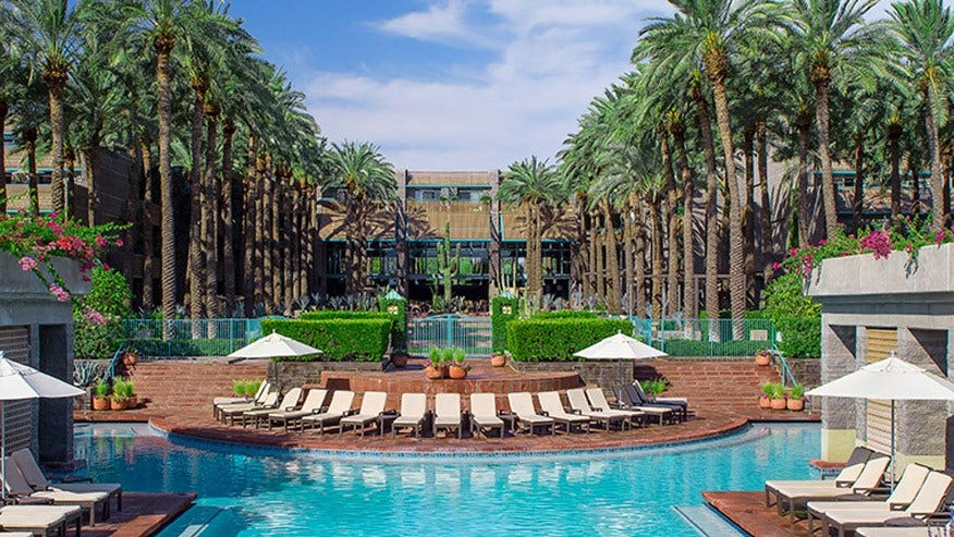 Hyatt Regency Scottsdale Resort & Spa at Gainey Ranch - Scottsdale, Arizona