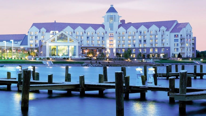 Hyatt Regency Chesapeake Bay Golf Resort, Spa and Marina – Cambridge, Maryland