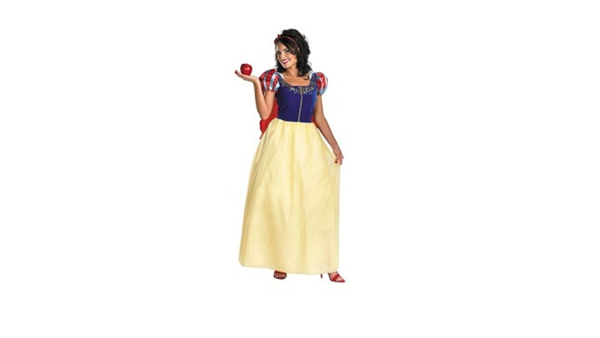 Dressing up as your favorite Disney character