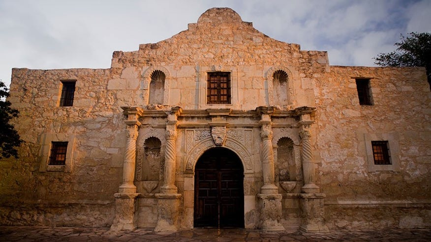 The Alamo,  San Antonio, Tex.
