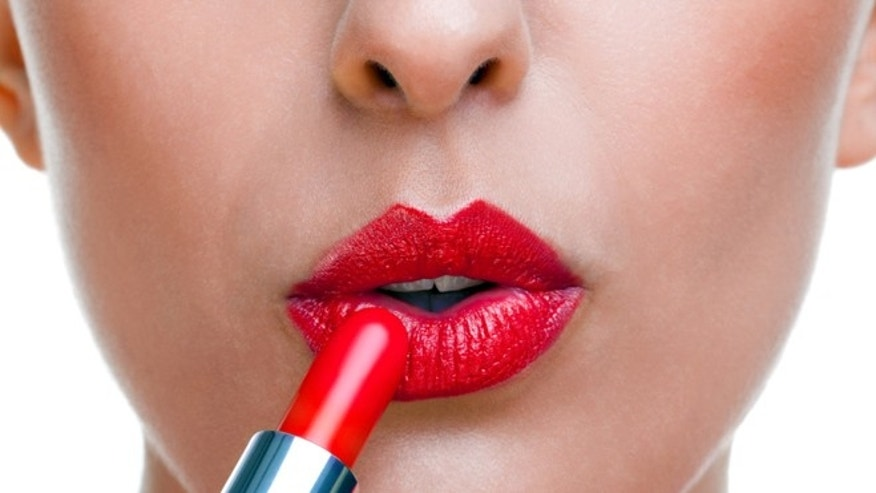 Don't forget to freshen up with those 'landing lips.'