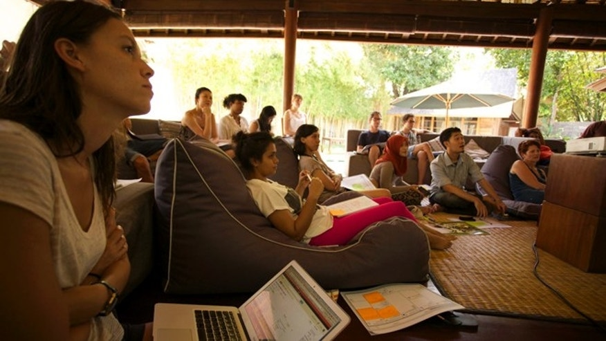 Change Ventures, a retreat in Bali, Indonesia, is a combination of career workshops, professional coaching, surfing, hiking and wine to get you back on track.