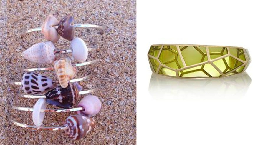 Bring beach-friendly jewelry