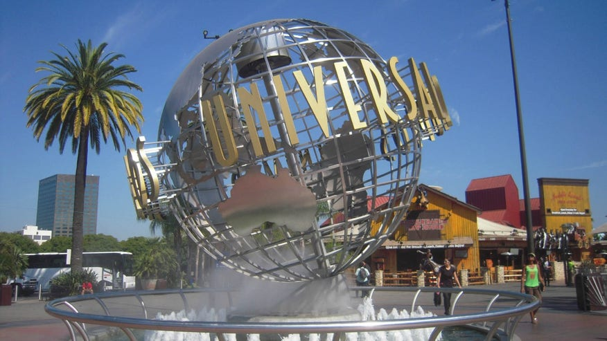 Universal Studios Hollywood, Los Angeles, California