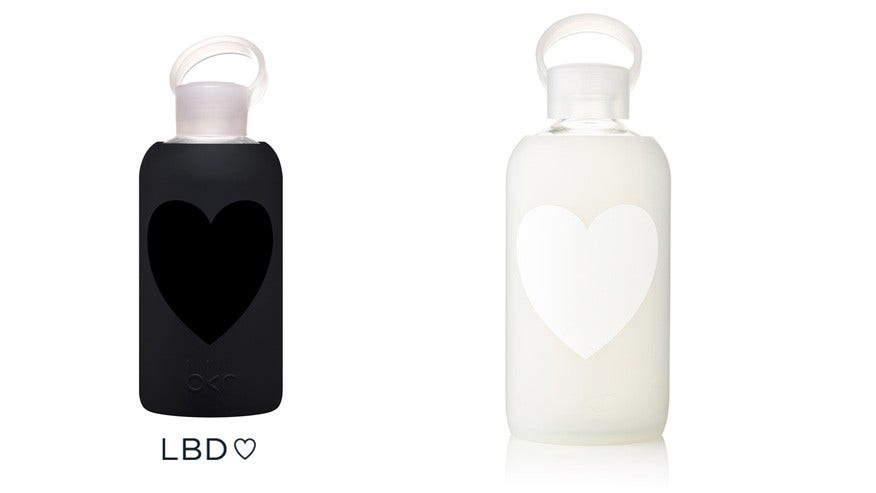 The handbag-worthy water bottle