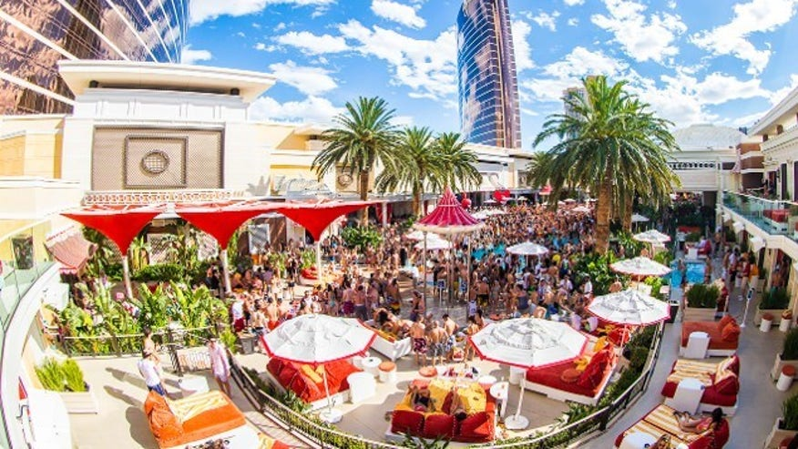 Encore Beach Club at Wynn
