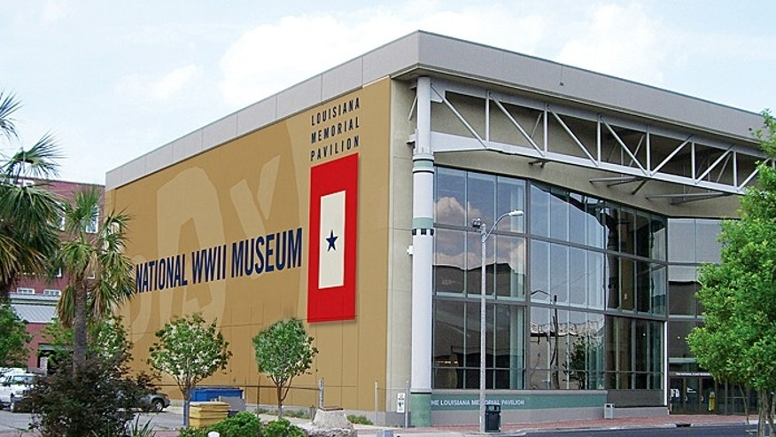 The National WWII Museum has welcomed its four-millionth visitor since its founding in 2000.