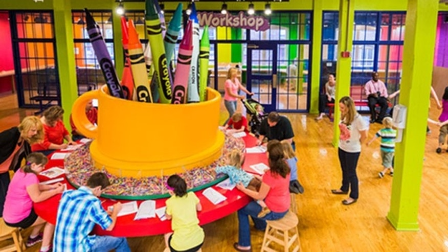 Crayola said Tuesday that Crayola Experience Orlando will open next summer at The Florida Mall.