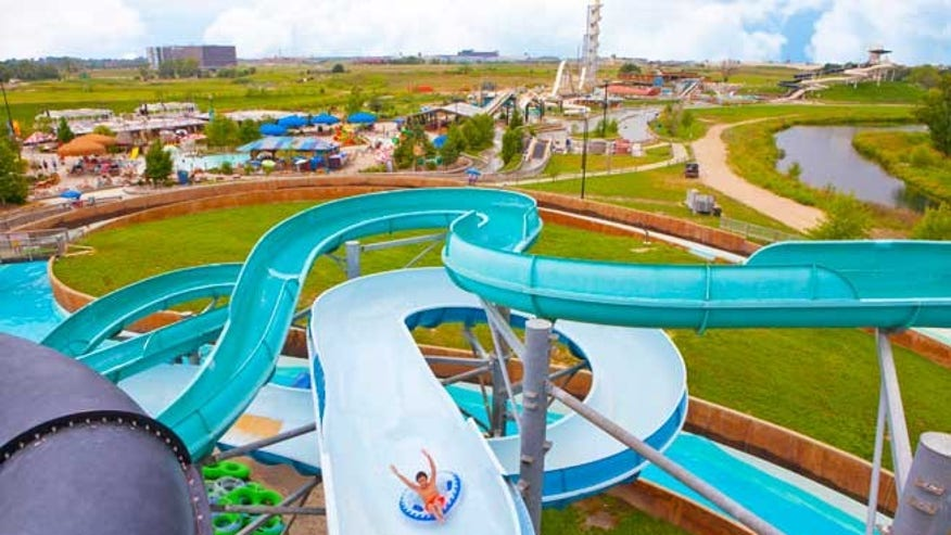 Schlitterbahn Kansas City Waterpark