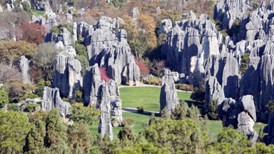 Shilin Stone Forest, Yunnan Province, China