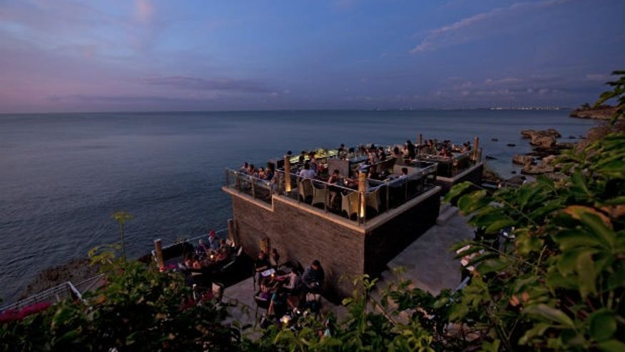 Rock Bar, Bali, Indonesia