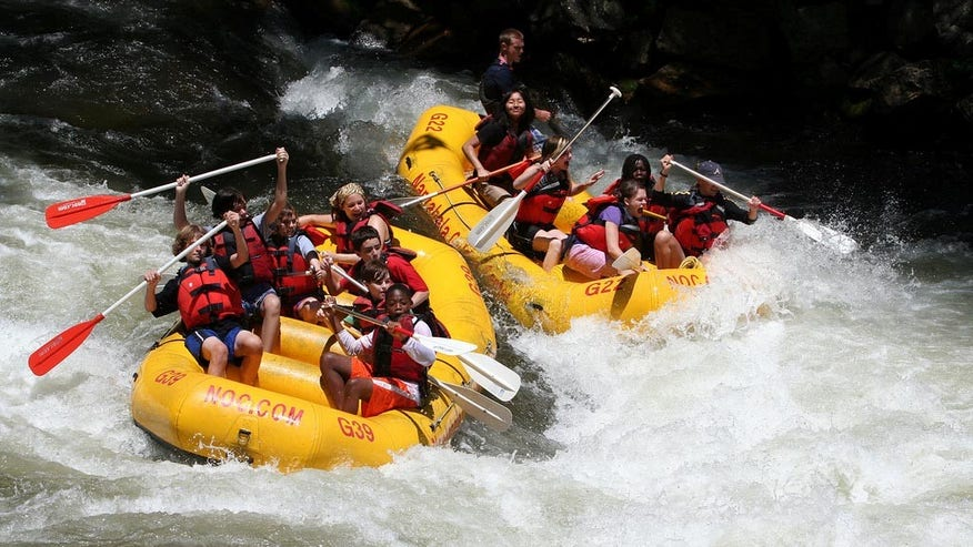 Nantahala River (Bryson City, North Carolina)