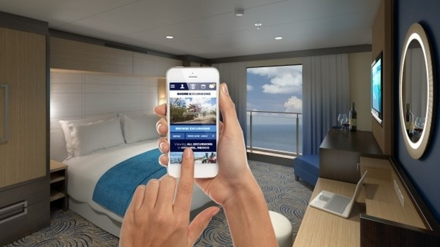 Track your cruising experience from your smartphone
