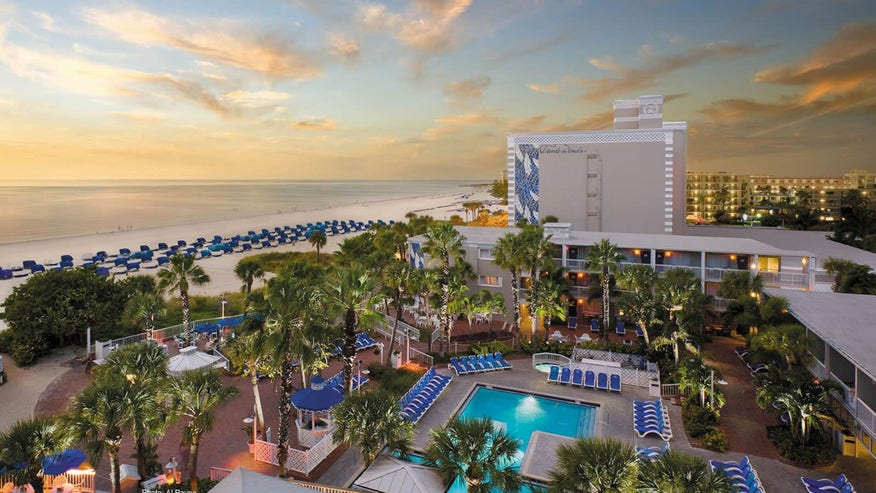 Tradewinds Resort, St. Pete Beach, Florida