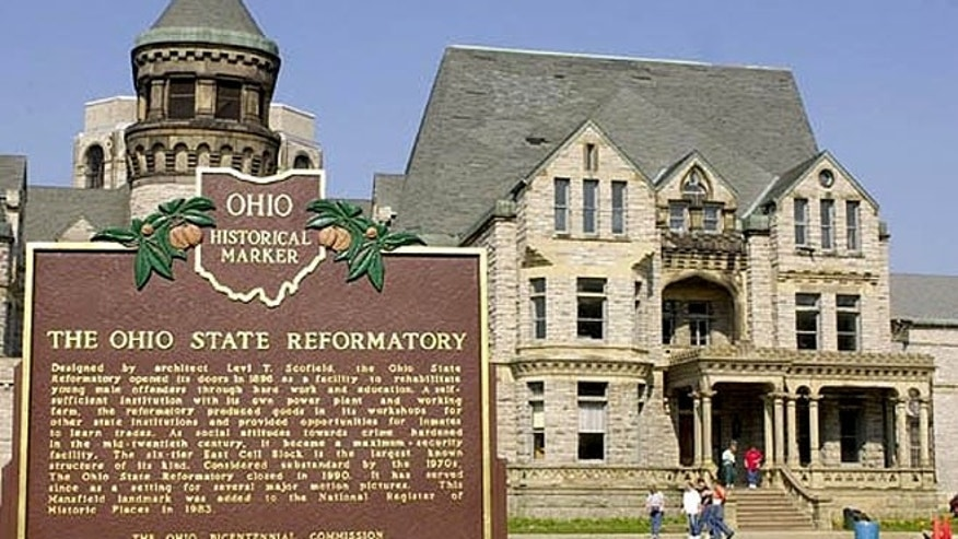 "The Ohio State Reformatory in Mansfield, Ohio is the site where ""The Shawshank Redemption"" was filmed."