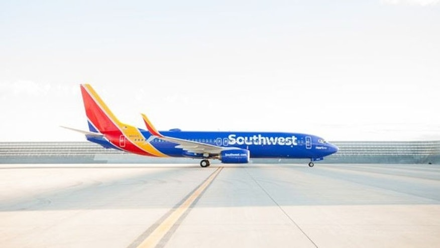 """The new look centers around a new """"Heart"""" logo, which the airline says symbolizes the new heart of the company."""