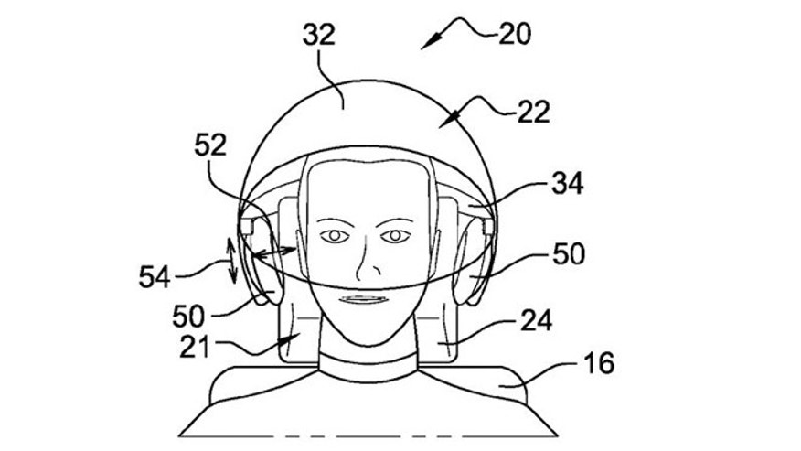 Airbus has a design for a sensory-deprivation helmet where passengers can fully immerse themselves in the in-flight entertainment